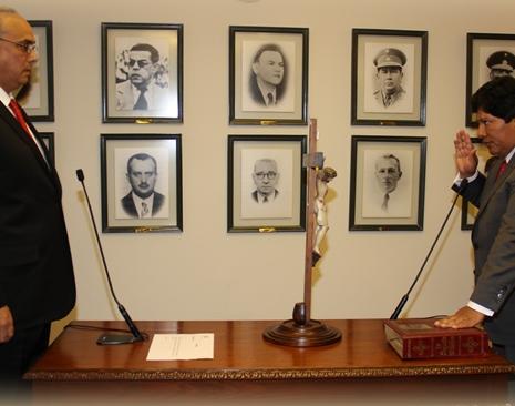 Ceremonia de Juramentación de la Presidencia de la FPF