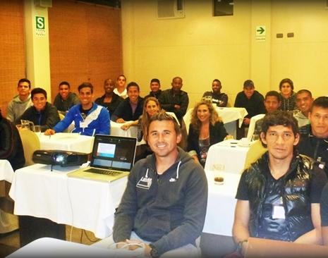 Club Juan Aurich: Coaching para el planten de  Jugadores Profesionales
