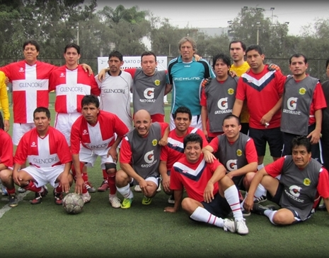 """MIQ Logistics: Torneo Inter Empresas Mineras """"Copa Alejandro Fang"""""""