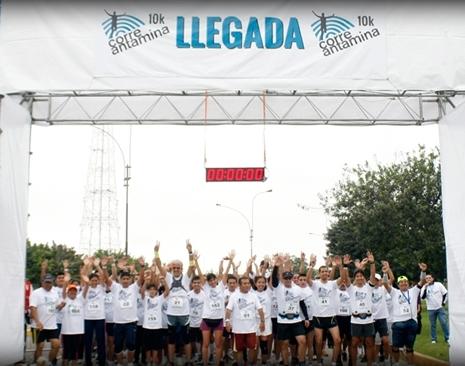 Corre Antamina 10K