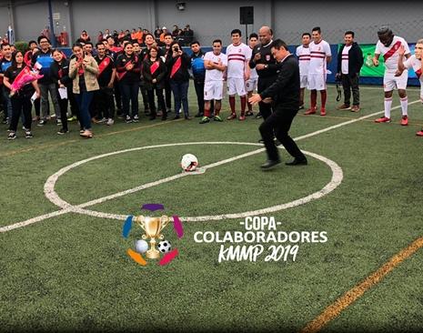 Copa Colaboradores KMMP 2019