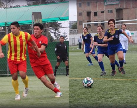 Campeonato Red de Energía del Perú 2015