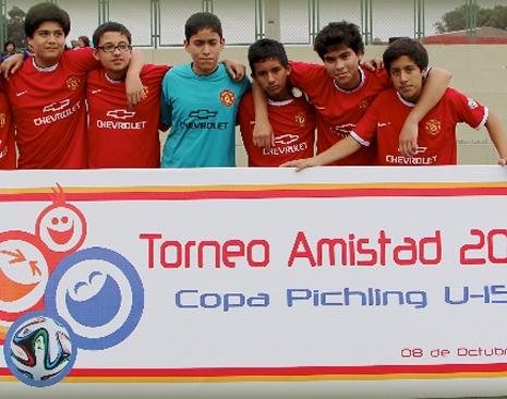 Torneo Amistad 2014