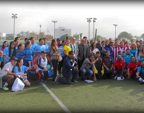 Campeonato Red de Energía del Perú 2016