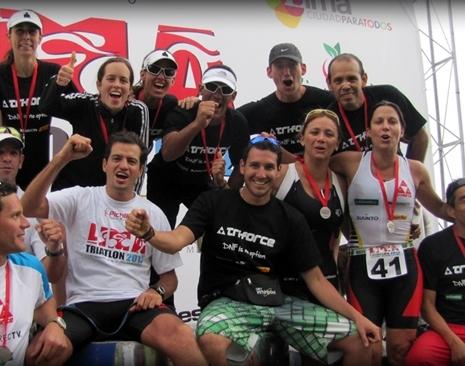 1ra Triatlón de Lima