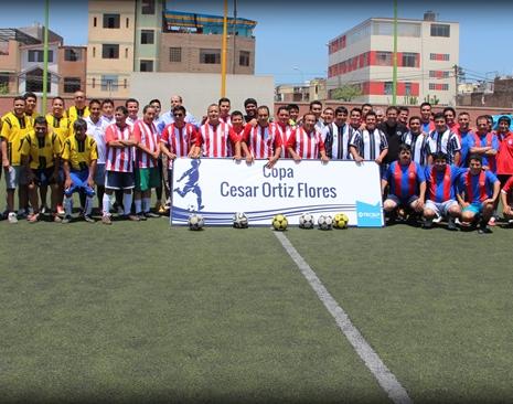 """Copa """"Cesar Ortiz Flores"""" - TECSUP"""