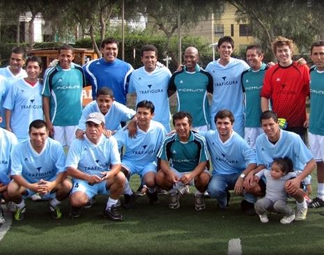 """Torneo Inter Empresas Mineras """"Copa Manuel Plenge"""" - MIQ Logistics"""