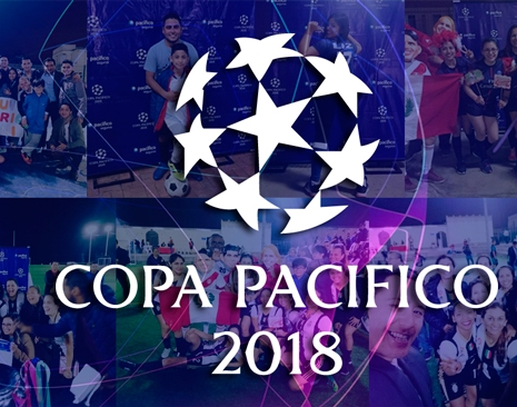 Copa Pacífico 2018 - Champions League