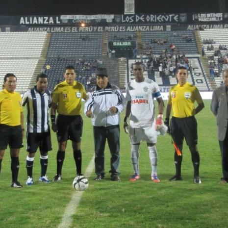 Alianza Lima vs Manta FC
