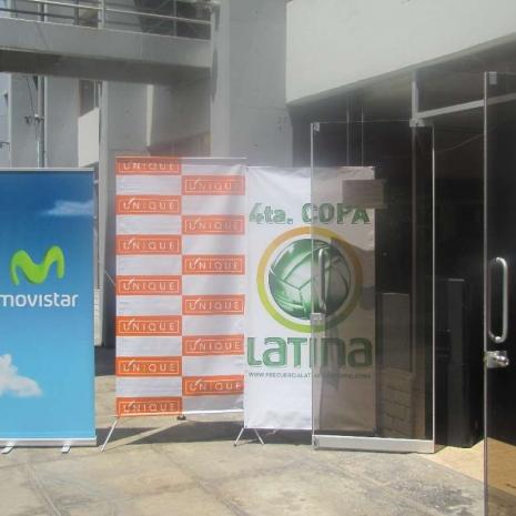 Conferencia de Prensa Copa Latina
