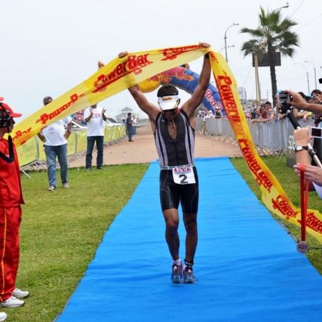 1ra Triatlón de Lima 2012