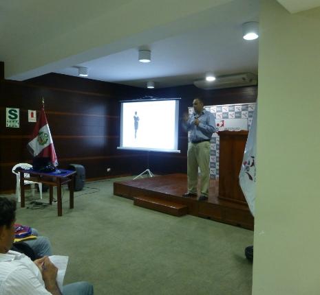 Charlas sobre Marketing Deportivo en el IPD