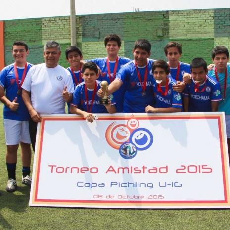 Torneo Amistad 2015