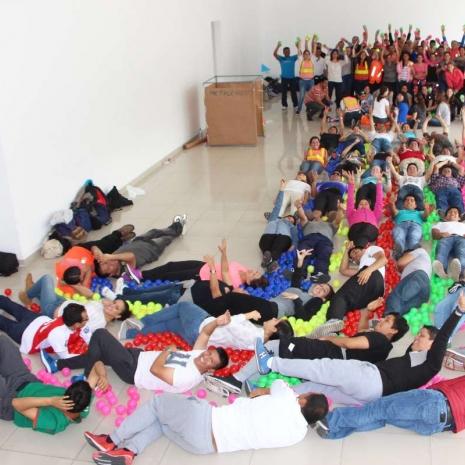 Jornada de Integración 2015 - Jockey Plaza