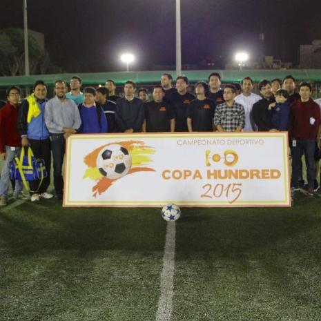 Campeonato Deportivo Copa Hundred 2015