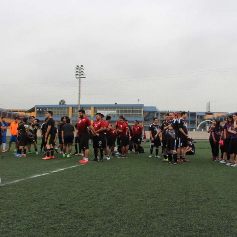 Torneo de Fútbol Deloitte 2017