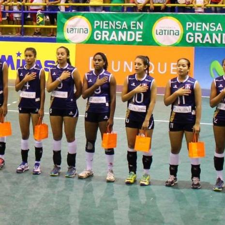 Campeonato Sudamericano de Menores Femenino de Voleibol