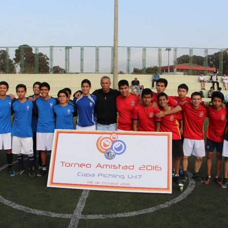 Torneo Amistad 2016